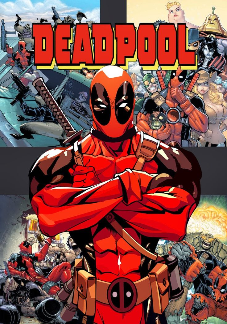 Deadpool Dari Minor Menjadi Karakter Utama