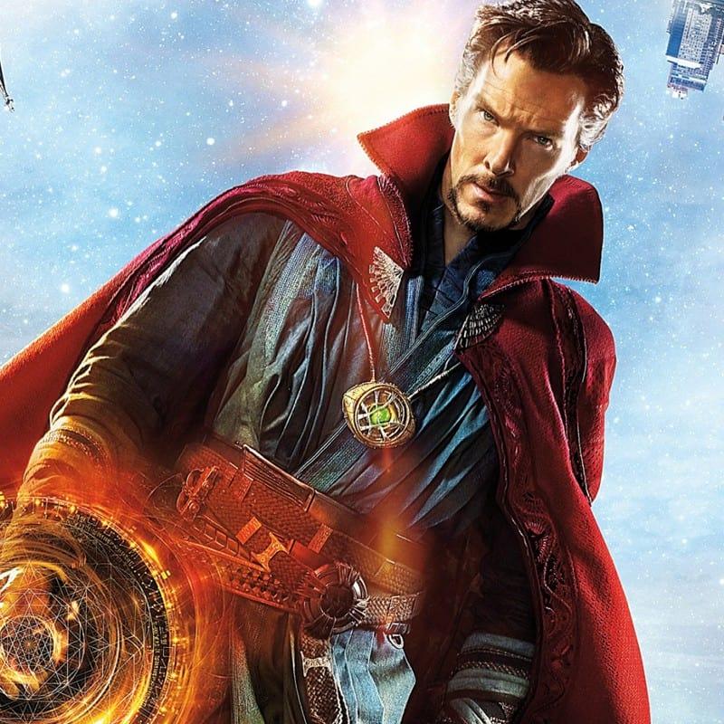 Doctor Strange, Seorang Superhero Aneh