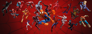 Mengertikah Kalian Kalau Terdapat Banyak Spiderman Tidak hanya Peter Parker