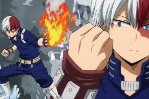 Saat Saat Waktu Heroik Paling Baik Todoroki Shoto Di my Hero Academia