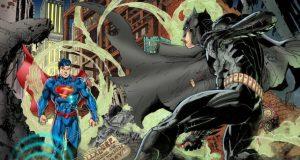 Berbagai Cara Batman Mengakali Superman