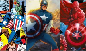 Bagaimana Captain Amerika Berubah Selama Bertahun-tahun