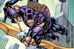 Membahas Tentang Tokoh Pahlawan Super Di Buku Komik Amerika Yang Bernama Hawkeye